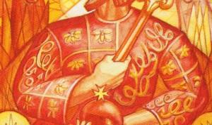 Emperor closeup